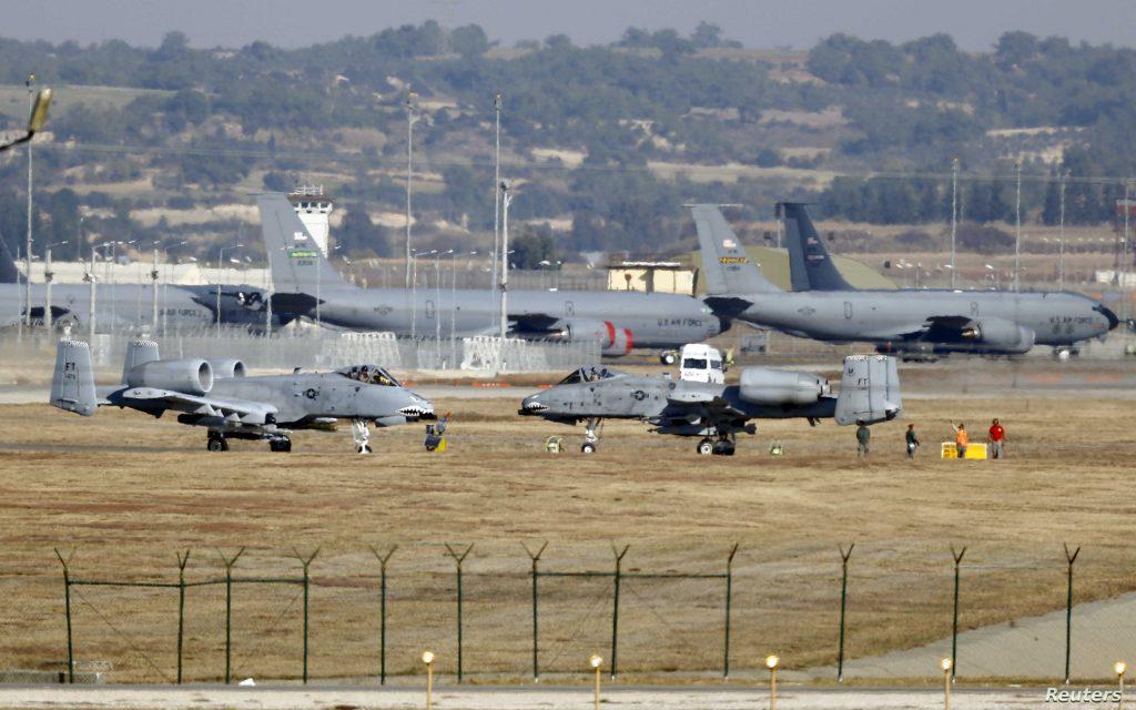 Թուրքական մամուլում քննարկվում է Ինջիրլիքի ավիաբազայի հնարավոր փակման թեման