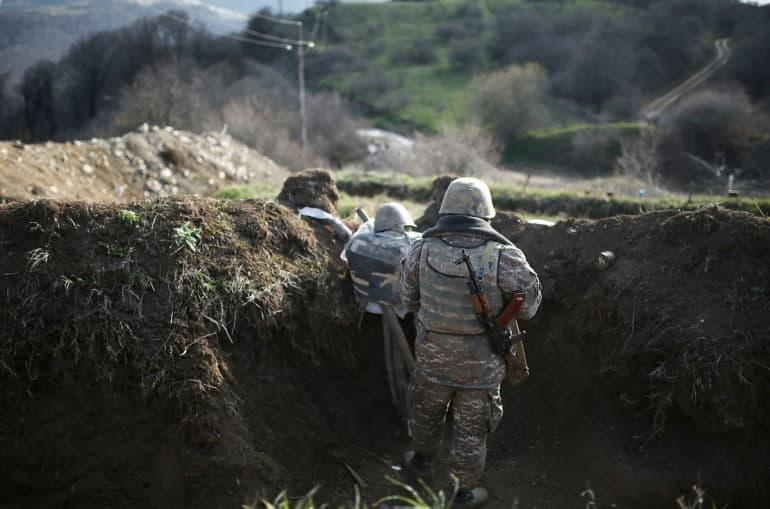 Ադրբեջանը կրակ է բացել Գեղարքունիքի հատվածում տեղակայված հայկական դիրքերի ուղղությամբ. ՊՆ