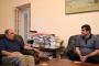 Արայիկ Հարությունյանն այցելել է Լևոն Տեր-Պետրոսյանին. քննարկել են Արցախում վերջին զարգացումները