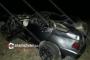 Արմավիրում BMW X5-ը բախվել է գազատար խողովակին և կողաշրջվել. կան վիրավորներ