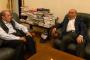 Լևոն Տեր-Պետրոսյանն իր առանձնատանը հյուրընկալել է Կիրգիզստանի նախկին նախագահին