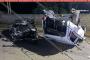 Կապանում բախվել են Mercedes-ն ու Niva-ն. կա վիրավոր