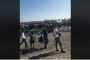 Այս պահին հարյուրավոր ադրբեջանցիներ են հավաքվել Արցախի սահմանի մոտ և պատրաստվում են հատել այն /տեսանյութ/